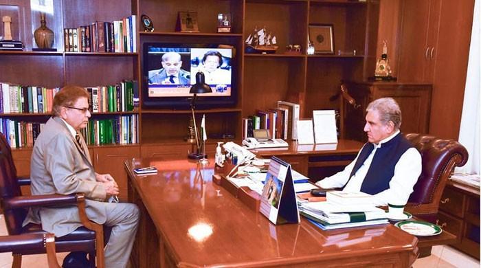سینیئر سفارت کار محمد صادق افغانستان میں پاکستان کے نمائندہ خصوصی تعینات