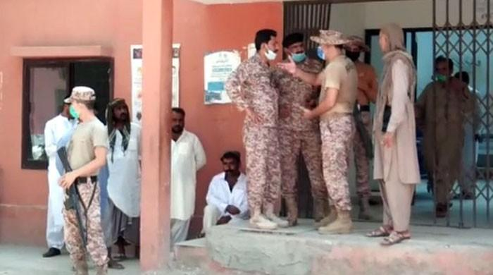 کراچی میں احساس پروگرام کے مرکز پرحملے کا مقدمہ درج