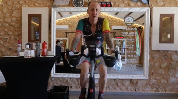 ہسپانوی شہری نے لگاتار 297 گھنٹے سائیکل چلا کر عالمی ریکارڈ بنادیا