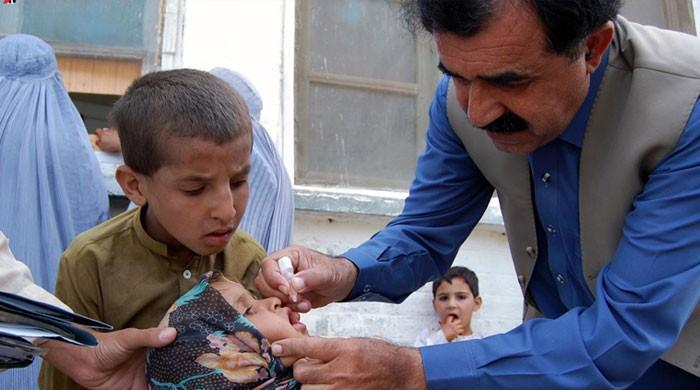 بلوچستان میں پولیو کا ایک اور کیس رپورٹ، تعداد 14 ہوگئی