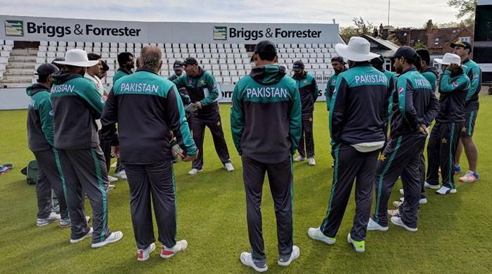 پاکستانی کرکٹرز کے انگلینڈ میں ہونے والے کورونا ٹیسٹ کے نتائج سامنے آگئے