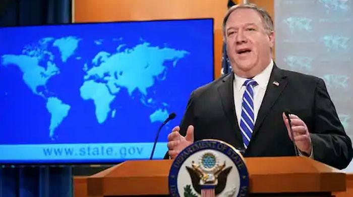 بھارت کی جانب سے درجنوں چینی ایپس بند کرنے پر امریکا کا اظہار مسرت
