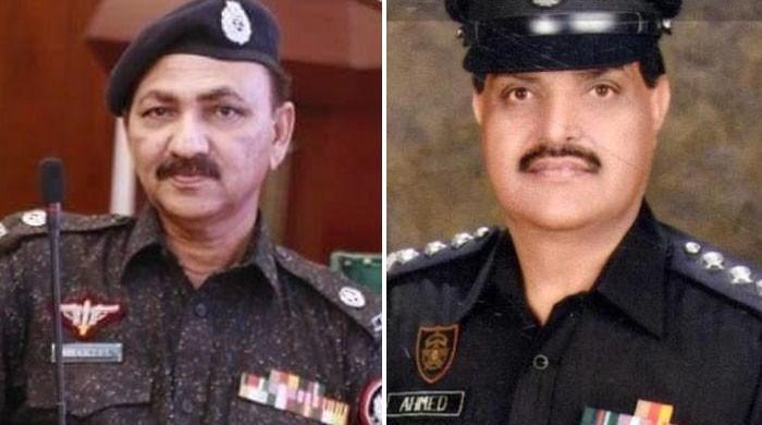 کراچی پولیس کے 2 سینئر افسران کا کورونا سے انتقال، تعداد 16 ہوگئی
