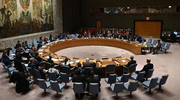 بھارتی مخالفت کے باوجود سلامتی کونسل کی اسٹاک ایکسچینج پر حملے کی مذمت