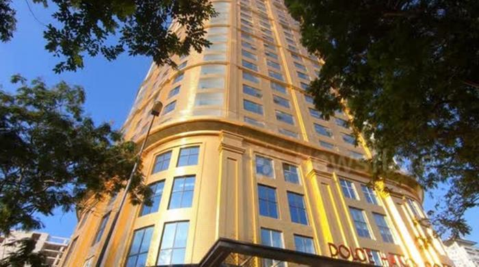 سونے کے چمچ، سونے کا ٹب، سونے کے ورق چڑھا دنیا کا پہلا ہوٹل