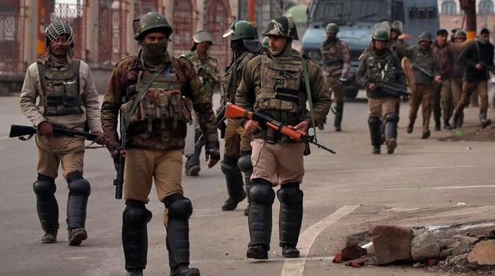 مقبوضہ کشمیر میں بھارتی فوج نے مزید 2 نوجوانوں کو شہید کردیا