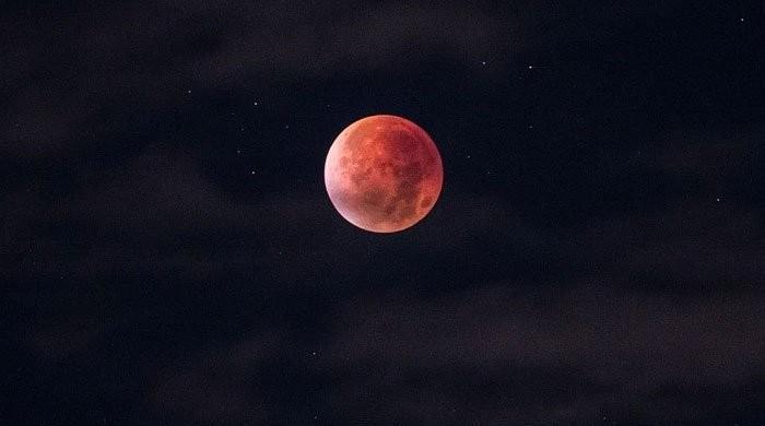 رواں سال کا تیسرا چاند گرہن آج