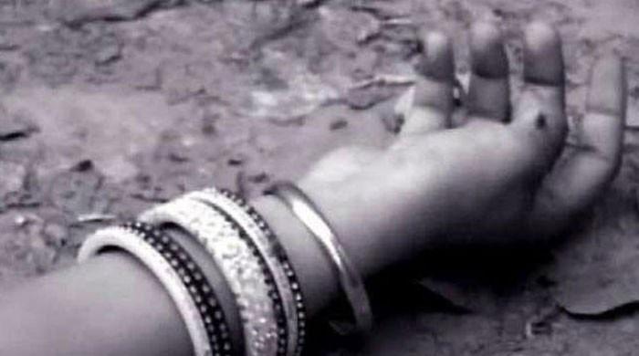 جامشورو: 'خاتون کو قتل کرنے کیلئے وزنی چیز سے چہرے کو مسخ کیا گیا'