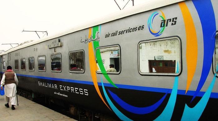 پاکستان ریلوے کا شالیمار ایکسپریس 15 جولائی سے بند کرنے کا اعلان