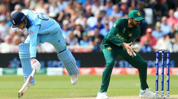 پاکستان اور انگلینڈ کے درمیان میچز کی تاریخوں کا اعلان