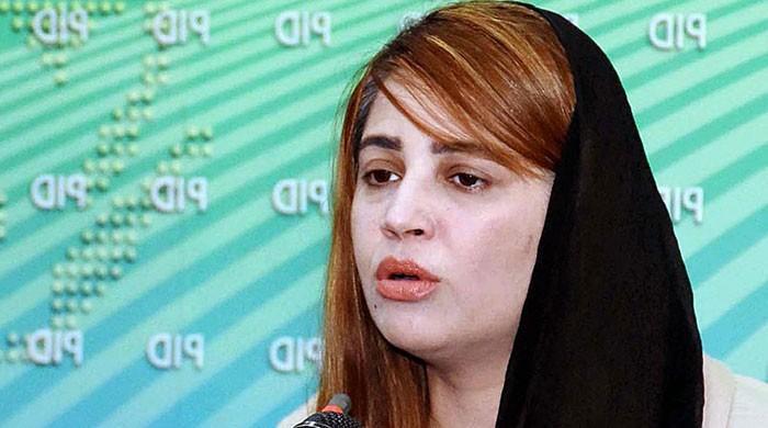 ڈیرہ غازی خان ڈسٹرکٹ بار کے صدر کا زرتاج گل پر رشوت مانگنے کا الزام