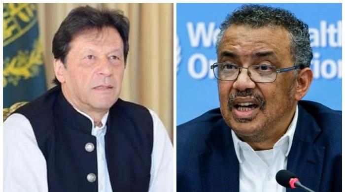 پاکستان کے کورونا سے نمٹنے کیلئے اقدامات قابل ستائش ہیں: عالمی ادارہ صحت