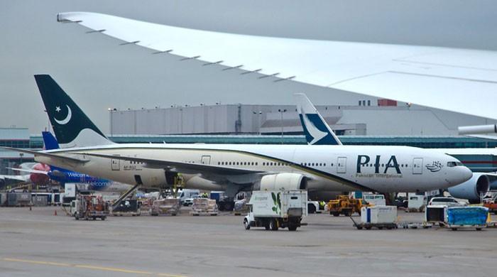 پی آئی اے کا فضائی میزبان کینیڈا پہنچنے کے بعد ہوٹل سے غائب ہوگیا
