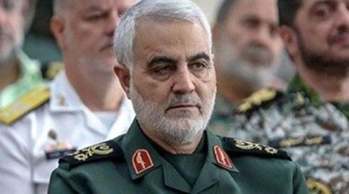 ایرانی جنرل قاسم سلیمانی کا قتل غیر قانونی قرار