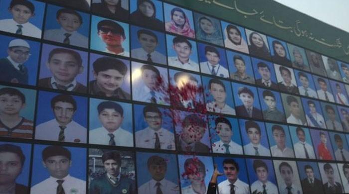 سانحہ آرمی پبلک: 3 ہزار صفحات کی انکوائری رپورٹ سپریم کورٹ میں جمع