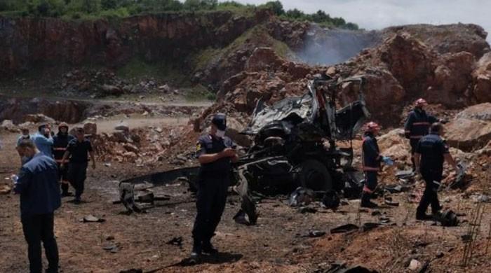 ترکی میں دھماکا، سیکیورٹی فورسز کے 3 اہلکار جاں بحق
