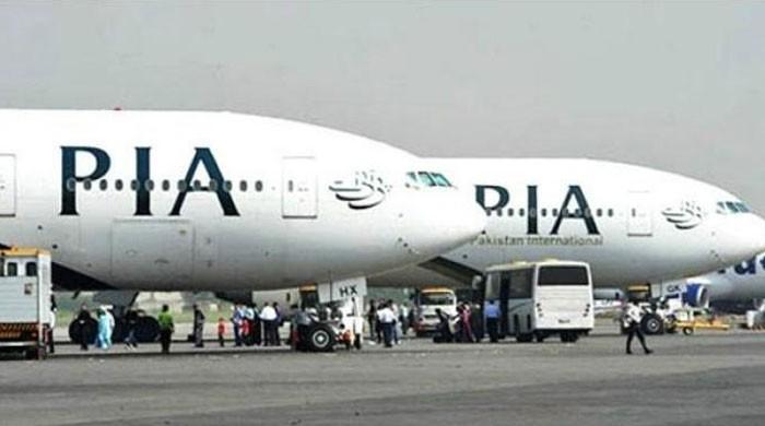 امریکا نے پی آئی اے کی پروازوں پر پابندی عائد کردی
