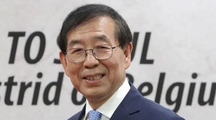 سیئول کے اچانک لاپتہ ہونے والے میئر کی لاش برآمد