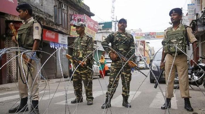 اقوام متحدہ نے مقبوضہ کشمیر میں مظالم پر بھارت کو تیسری یادداشت بھیج دی