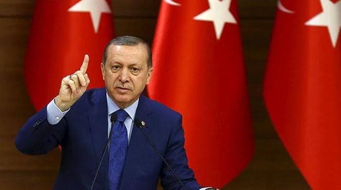 ترک صدر نے آیا صوفیا کو میوزیم سے مسجد میں تبدیل کرنےکے حکم نامے پردستخط کردیے