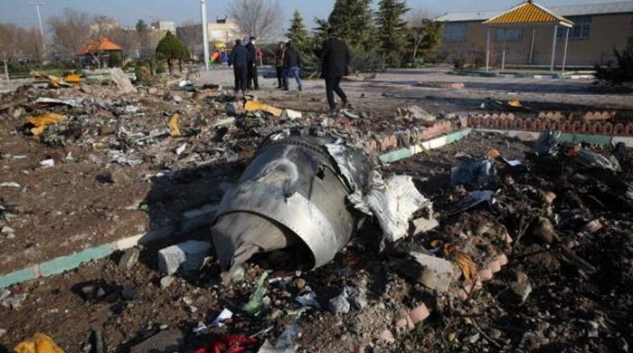 یوکرینی مسافر طیارہ مار گرانے میں انسانی غلطی شامل تھی: ایرانی سول ایوی ایشن کی رپورٹ