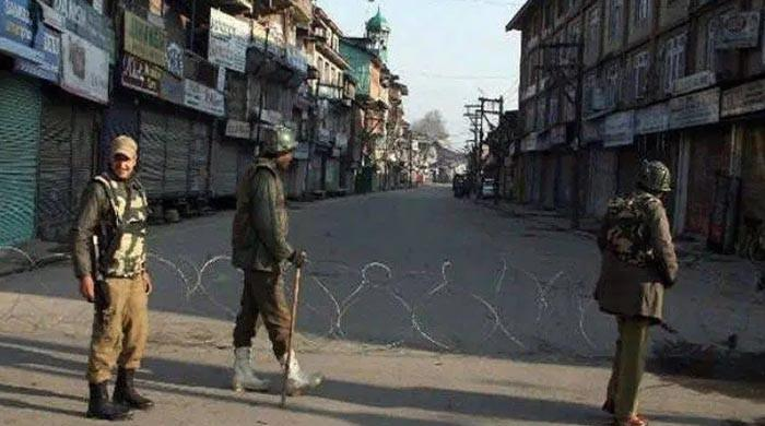 سری نگر: 89 واں یوم شہدائے کشمیر، مقبوضہ وادی میں مکمل ہڑتال
