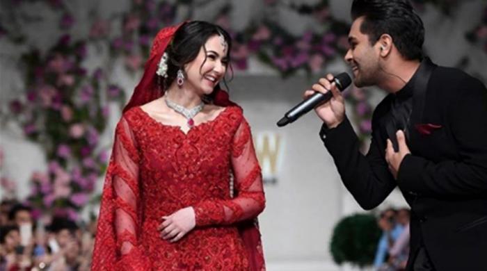 عاصم اور میں اب ایک ساتھ نہیں: ہانیہ عامر