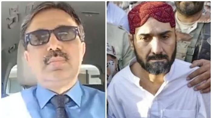 ارشد پپو قتل کیس میں عزیر بلوچ اعترافی بیان سے مکر گیا، حبیب جان اشتہاری قرار