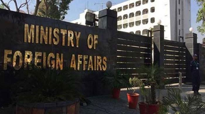 وزارتِ خارجہ میں کیا ہو رہا ہے؟
