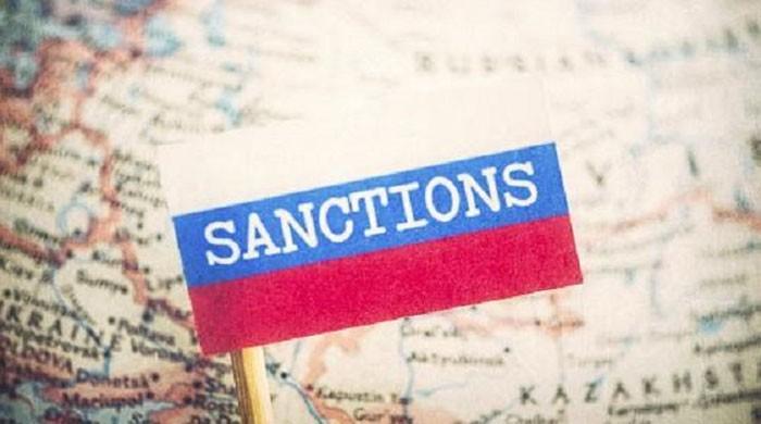 امریکا نے روس کے تین شہریوں اور 5 کمپنیوں پر پابندیاں عائد کر دیں
