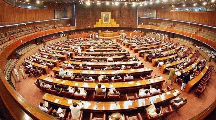 حکومت کا سینیٹ سے بل منظور کرانے کیلئے پارلیمنٹ کا مشترکہ اجلاس بلانے کا فیصلہ