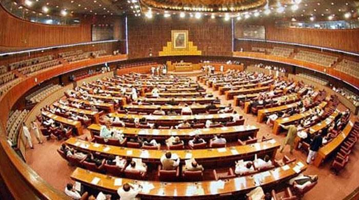 اپوزیشن کی 4 ترامیم کیساتھ سیکیورٹی کونسل اور انسداد دہشت گردی ترمیمی بلز منظور
