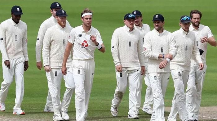 پاکستان کے خلاف پہلے ٹیسٹ میچ کے لیے انگلش ٹیم کا اعلان