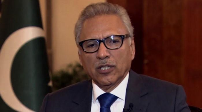 صدر مملکت عارف علوی کو عہدے سے ہٹانے کی درخواست جرمانے کے ساتھ خارج