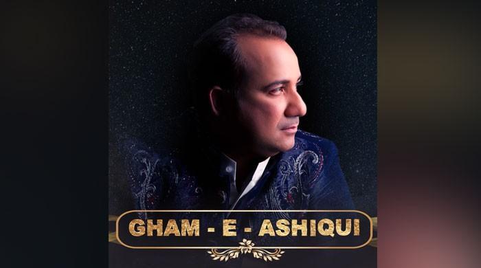 راحت فتح علی خان نے عید پر نیا گانا ریلیز کردیا