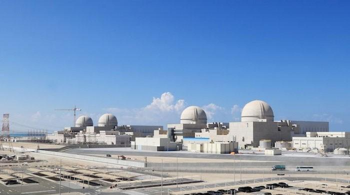 عرب دنیا کا پہلا جوہری توانائی پلانٹ فعال