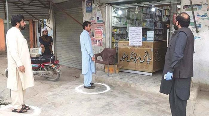 بلوچستان میں اسمارٹ لاک ڈاؤن میں مزید 15 روز کی توسیع