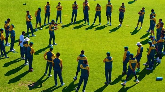 انگلینڈ کیخلاف پہلے ٹیسٹ کیلئے قومی ٹیم کے 16 کھلاڑیوں کا اعلان