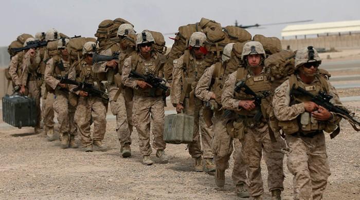 صدارتی انتخاب تک افغانستان میں 4 ہزار امریکی فوجی رہ جائیں گے: ٹرمپ