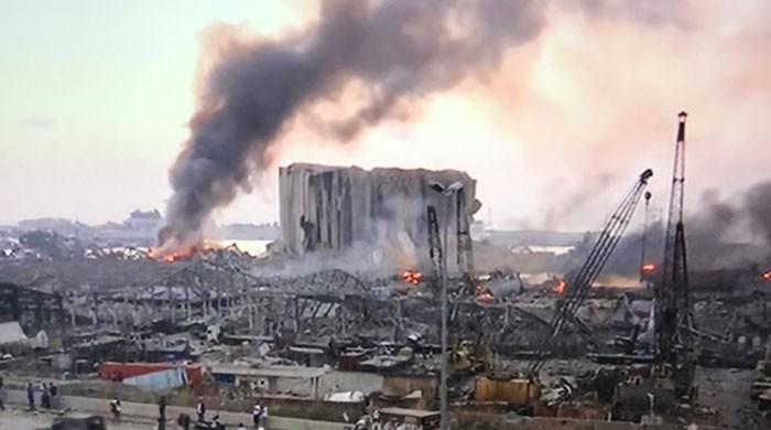 لبنان: بیروت میں دھماکوں سے ہلاک افراد کی تعداد 135 ہو گئی