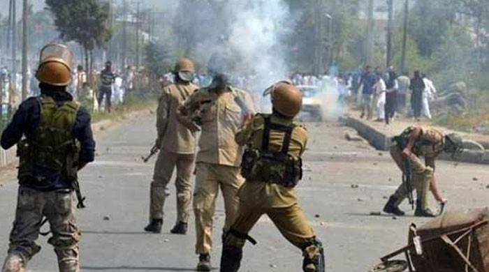 ہیومن رائٹس واچ کا مقبوضہ کشمیر میں بھارتی مظالم فوری رکوانے کا مطالبہ