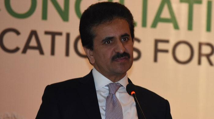 زاہد حفیظ چوہدری نئے  ترجمان دفتر خارجہ تعینات