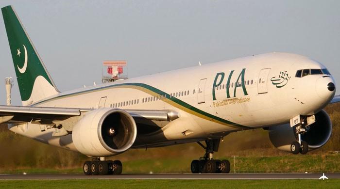 پی آئی اے نے برطانیہ کیلئے فلائٹ آپریشن بحال کر نے کے متبادل انتظامات کرلیے