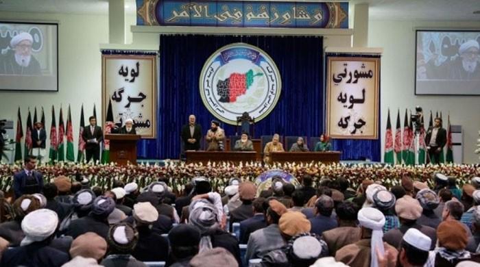 طالبان نے افغان حکومت کے لویا جرگہ کی مخالفت کر دی