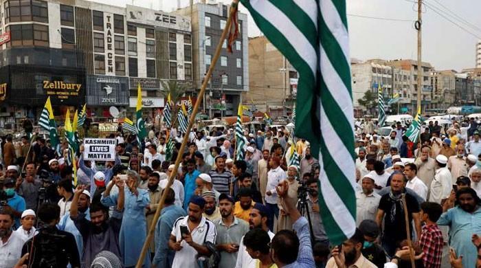 جماعت اسلامی کی ریلی پر بم حملے کا مقدمہ 24 گھنٹے بعد درج