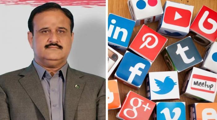 عثمان بزدار اور سوشل میڈیا