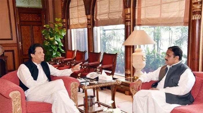 عمران خان کی پنجاب پالیٹیکس