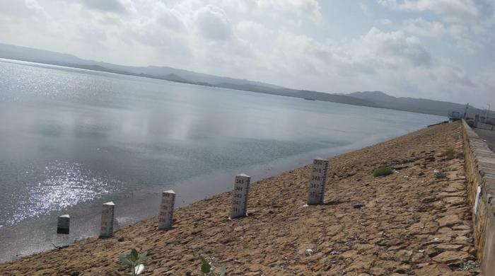 حب ڈیم میں پانی کی سطح میں ریکارڈ اضافہ، 2023 تک مختلف علاقوں کو سیراب کرتا رہے گا