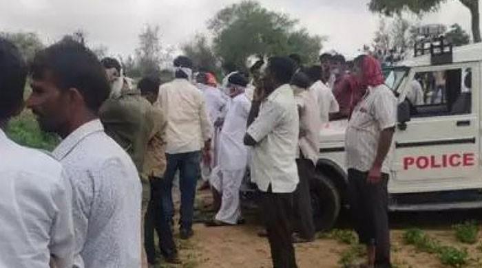 پاکستان چھوڑ کر بھارت جانے والے ہندو خاندان کے 11 افراد ہلاک