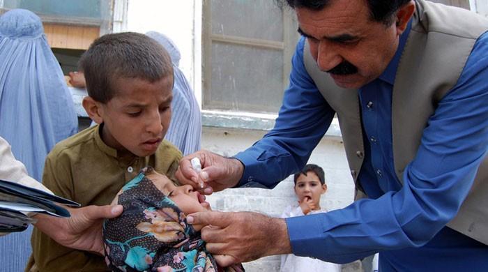 بلوچستان میں پولیو کا نیا کیس سامنے آگیا